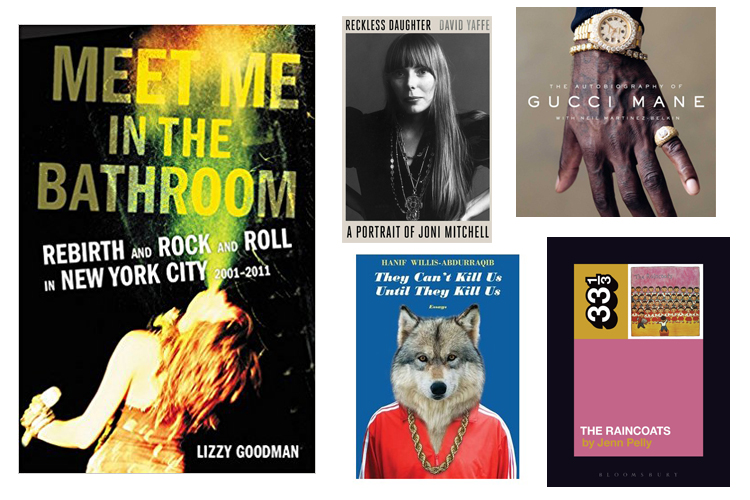 Holiday gifts for the music lover sidewalk hustle part 2 for Lizzy goodman meet me in the bathroom