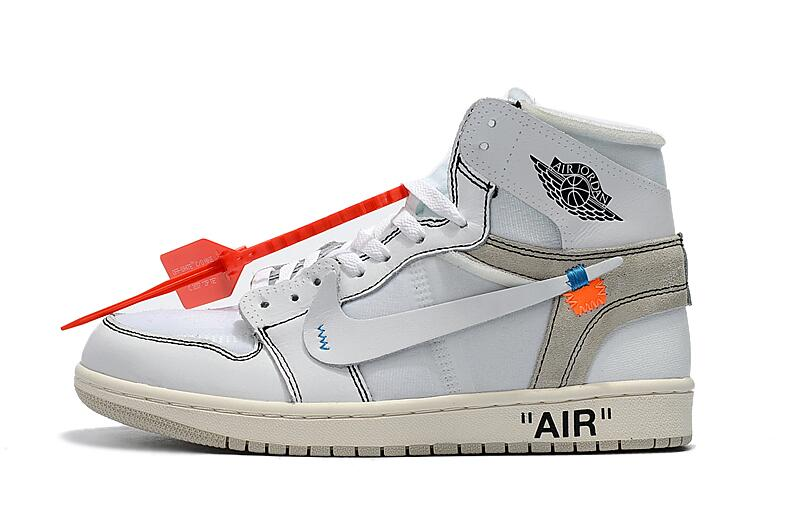 57325faed0552b OFF-WHITE X Air Jordan 1 White – Feb 27. Rumors swirled that Nike and OFF- WHITE designer Virgil Abloh wouldn t be limiting their collabroation to  only TEN ...