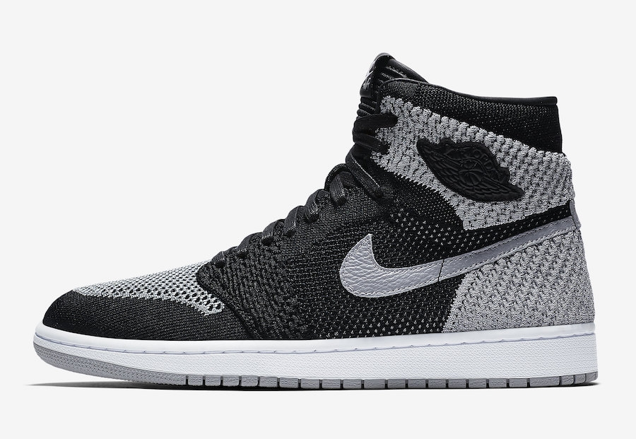 316f9885630 Following in the footsteps of the Air Jordan 1 High Flyknit Bred and  Royals