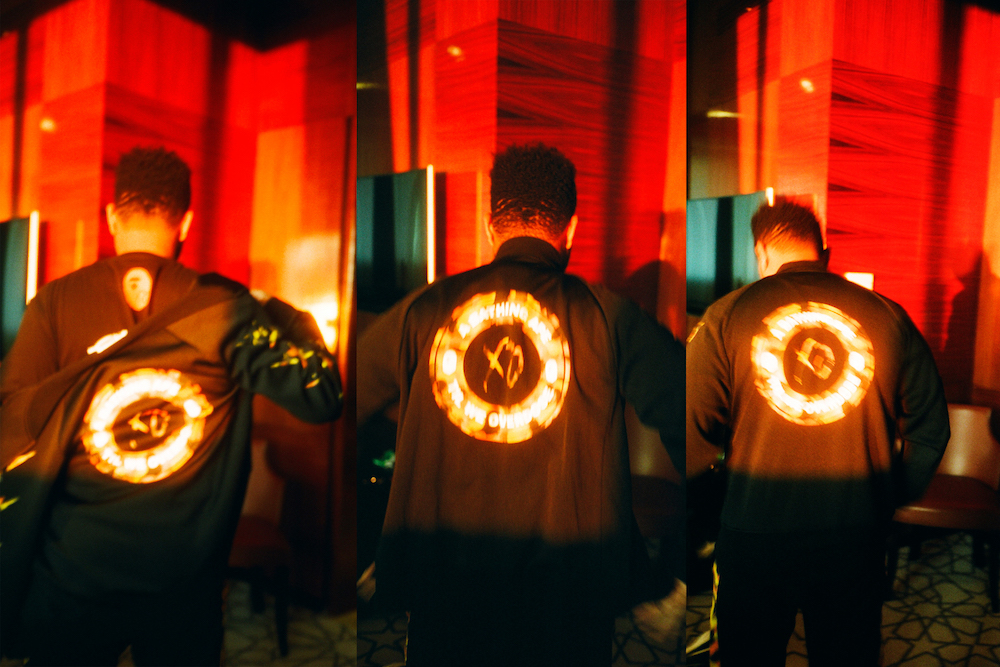 A Bathing Ape And The Weeknd Announce Collaborative