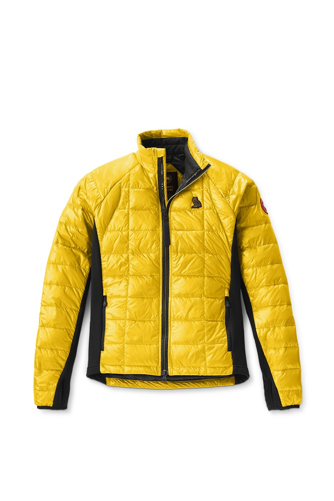 Canada Goose And October S Very Own Unveil Hybridge Lite